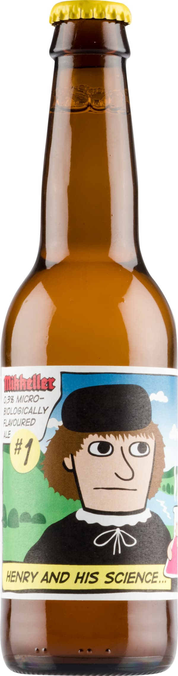 mikkeller-henry-and-his-science